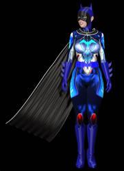 Bat Girl idea by spacebabes