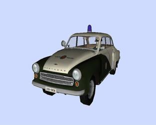 Wartburg 312 VolksPolizei (1958) by Rion-Fan