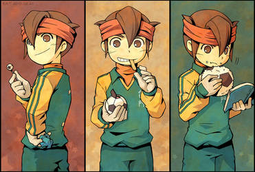 Endou's Snack by coumori