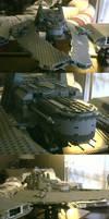 Lego ship by EmporerXur