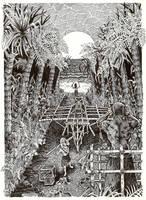 Cargo Cult Runway by Tomoran