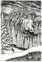 Hogfather by megamoth
