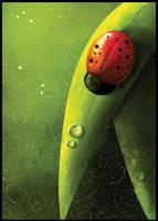 Speed painting by vikifloki