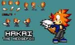 .:Comm:. ~ Hakai Sprite Revamp by SonicDBZFan4125