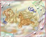 Musical Rainbow by EmmaDilemmaa