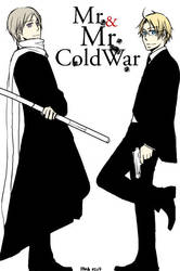 APH: Mr. and Mr. ColdWar by waterylt