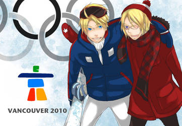 APH: olympic vancouver by waterylt