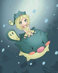 CG 51 - Cutefish by BlackKnightMetal