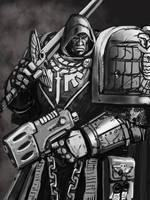 Dark Angel warhammer 40k by AndgIl