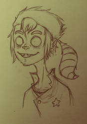 2D phase 4 sketch  by sqoodio