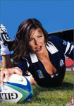 Cute rugby player by rugbygangster