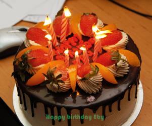 Happy Birthday by kyreoo