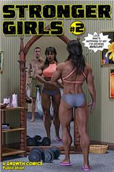 Stronger Girls #2 by Lingster