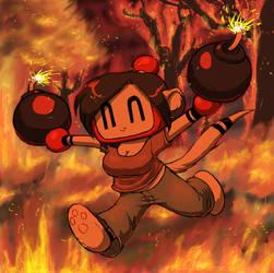 BomberChan by dragon-chan