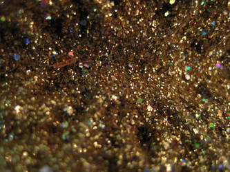 Gold Glitter 2 by bombstock