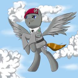 MLP Fallschirmjaeger by JakobTheJ