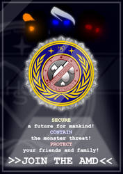 AMD recruitment poster by JakobTheJ