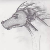 dragon by musicaddict96