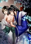 Com 20 : Kylie and Toshihiko by gattoshou