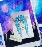 Dakee - Elf by Nautileen