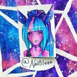 Astraea by Nautileen