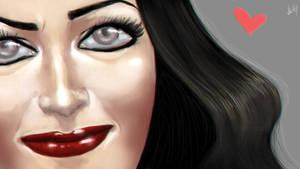 Red Lips S2 by VickyInu