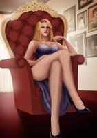 Alexia Ashford by VickyInu