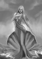 Aphrodite by VickyInu