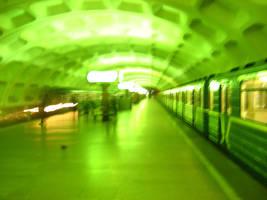 Metro-Matrix by Allehandro