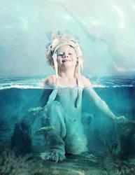 Poseidon's Son by Swicago