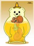 SkeCom: Honey Prison by JaviDLuffy