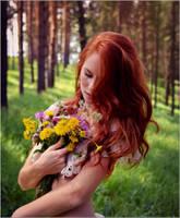 Wild flowers by Arryja
