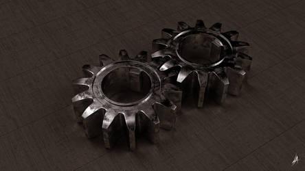Gears by Avhaz