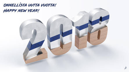 Happy new year! by Avhaz