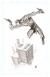 DareDevil by JohnTimms