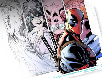 Deadpool 27_Quickie_Jimmy Palmiotti story by JohnTimms