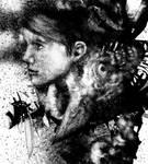 Dark Portrait by rskrakau