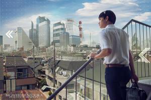 Evangelion-Shinji (2013.05.06) by BigWhiteBazooka