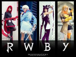 RWBY by BigWhiteBazooka