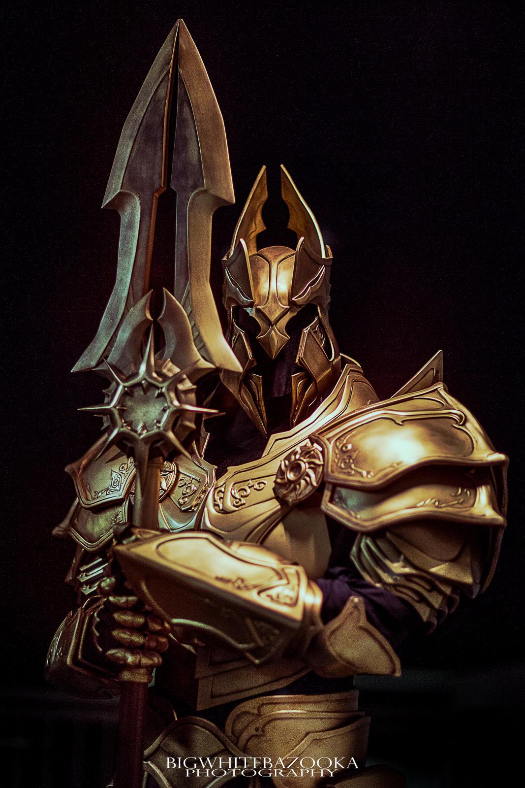 Diablo III_Imperius Cosplay by Fabricator Djinn by BigWhiteBazooka