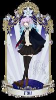 P-VII : Stella by mazubutt