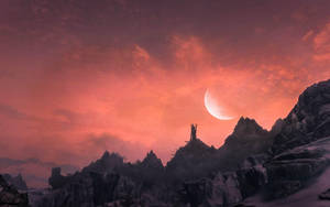 Evening - Skyrim by WatchTheSkies45