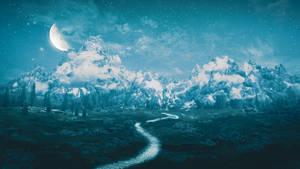 Winding Road, Blinding Light by WatchTheSkies45
