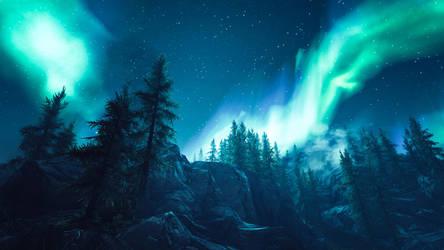 Inner Light - Skyrim by WatchTheSkies45