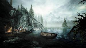 A Simple Life II- Skyrim by WatchTheSkies45