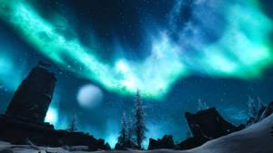 Nightcaller Temple - Skyrim by WatchTheSkies45