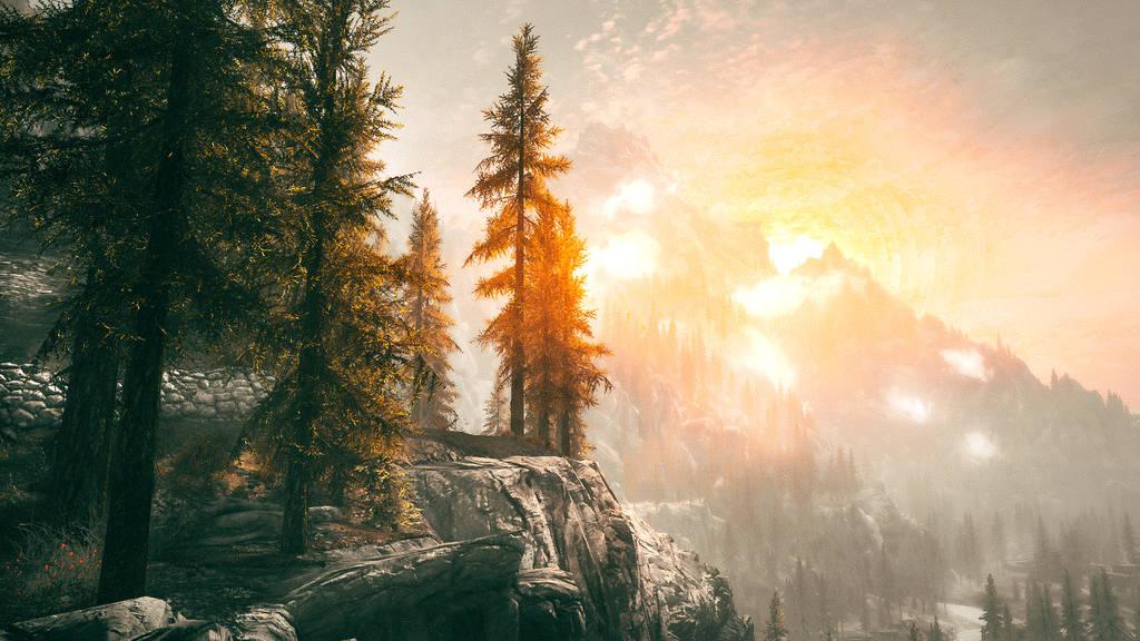 Last Light - Skyrim by WatchTheSkiies