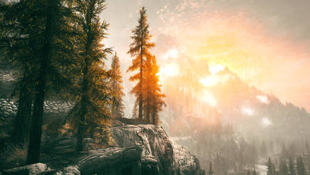 Last Light - Skyrim by WatchTheSkiies