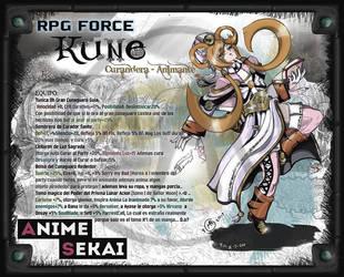 Sekai-03-Kune -Cuerandera-Animante- by MargGram