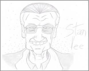 Stan Lee by drakonos85